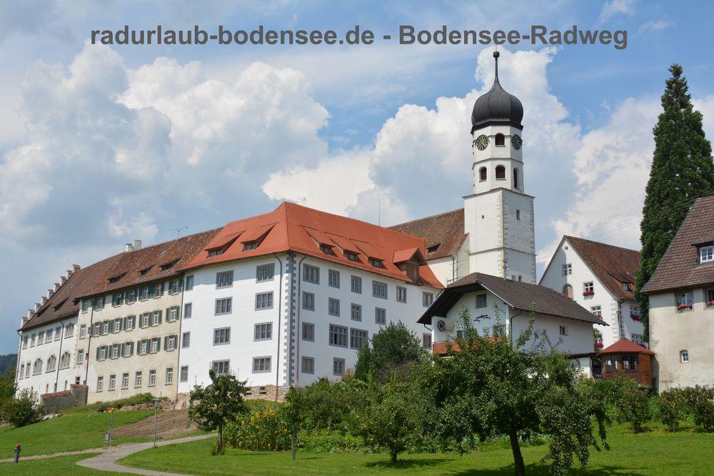 Radurlaub Bodensee - Bodensee-Radweg in Öhningen