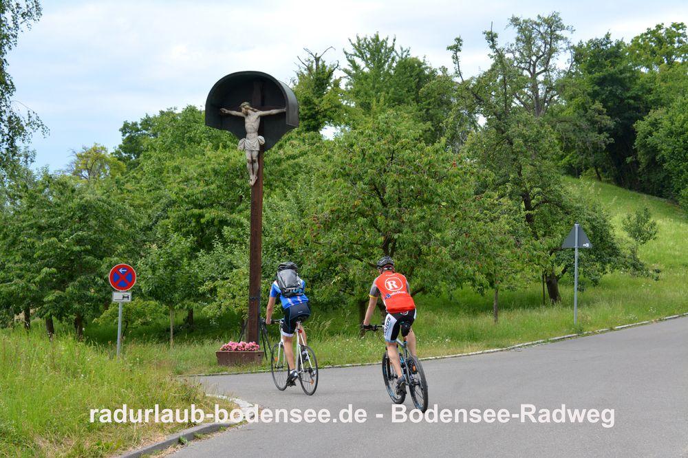 Radurlaub Bodensee - Bodensee-Radweg
