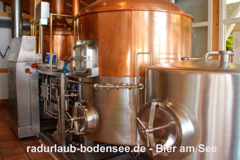 Bier am Bodensee - Max und Moritz