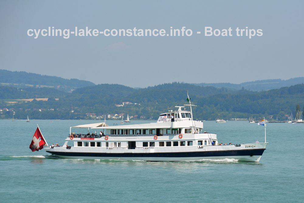 cycling-lake-constance.info - Boat trips