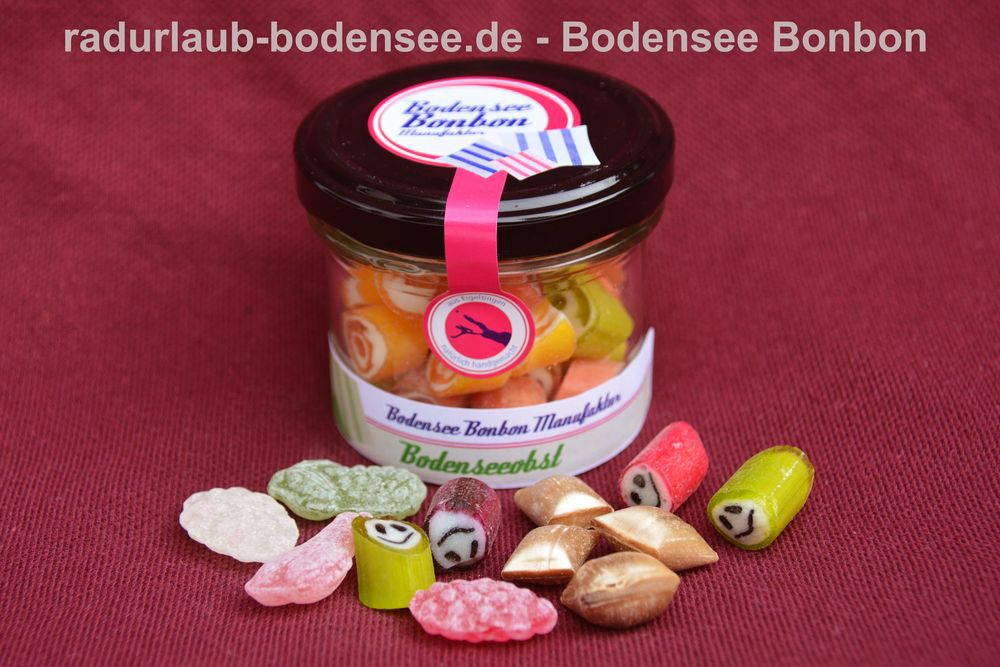 Süßes am Bodensee - Bodensee Bonbon Manufaktur in Eigeltingen
