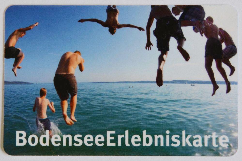 Bodensee-Erlebniskarte