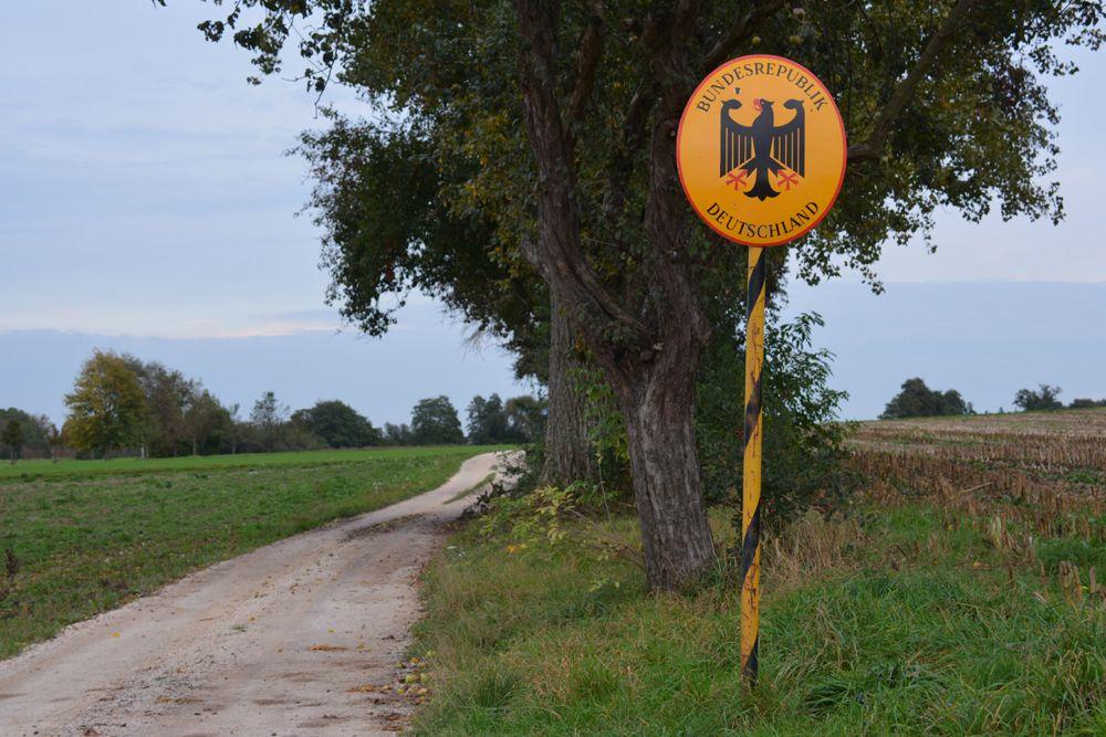 Radurlaub am Bodensee - Grenze Deutschland-Schweiz