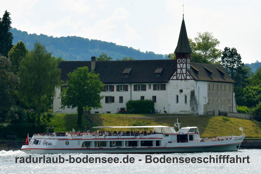 Bodenseeschifffahrt - MS Schaffhausen
