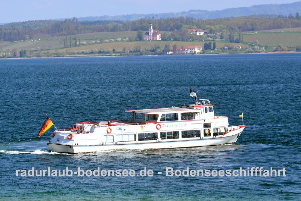 Bodenseeschifffahrt - MS Uhldingen