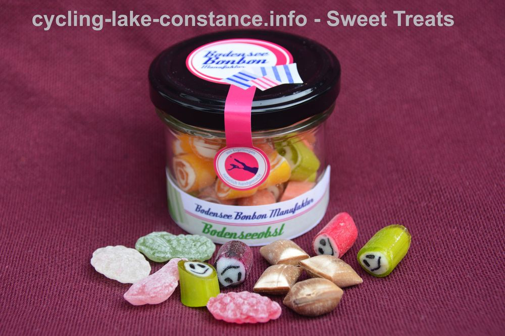 Cycling Lake Constance - Sweet Manufacture