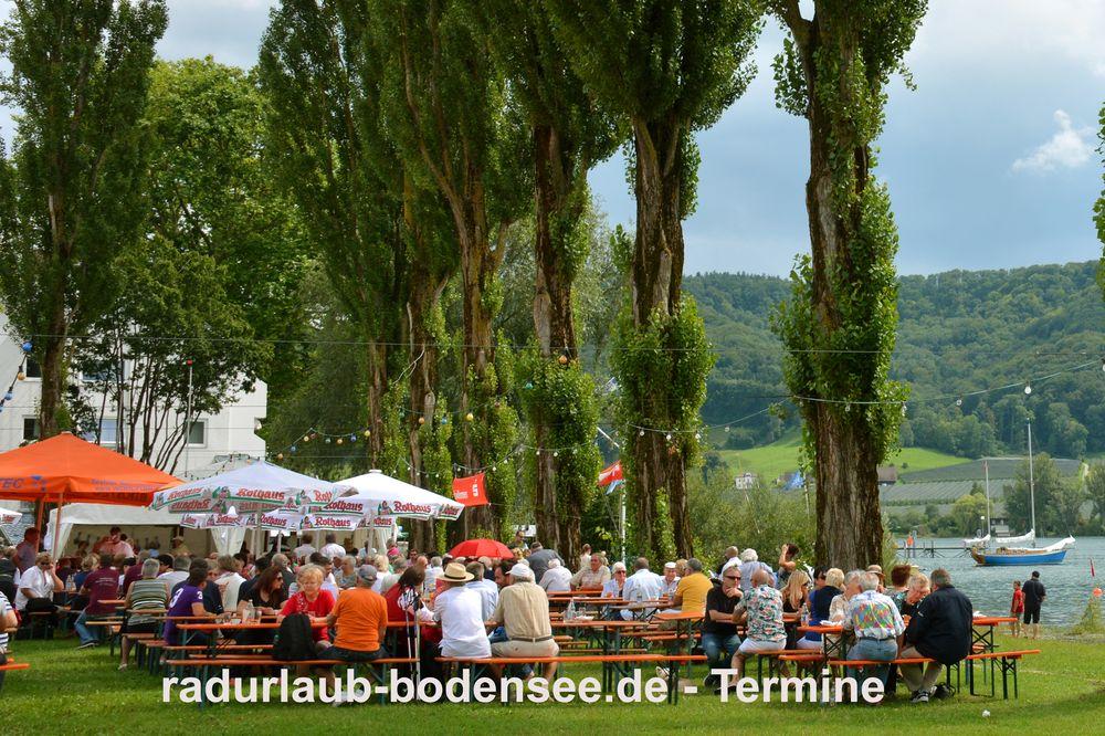 Termine und Feste am Bodensee - Wangen am Bodensee