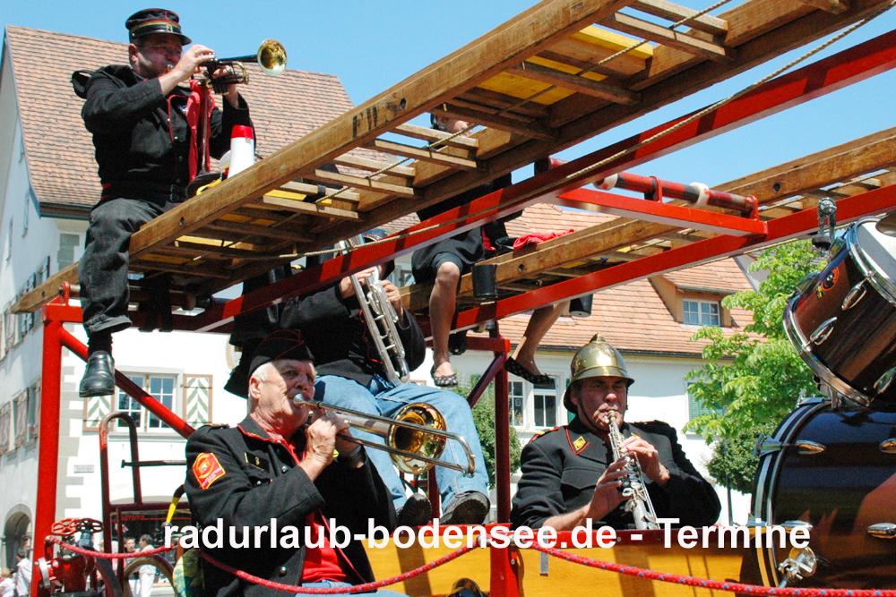 Termine und Feste am Bodensee - Steckborn