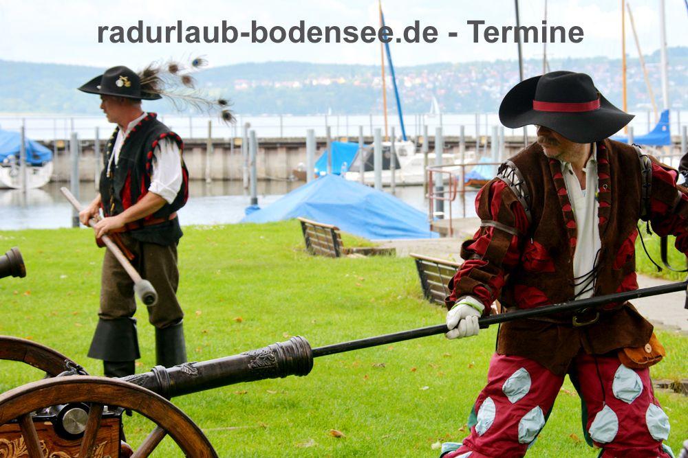 Termine und Feste am Bodensee - Unteruhldingen