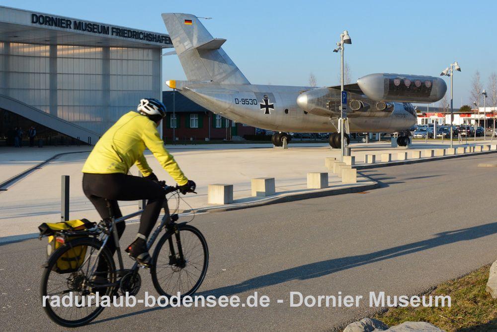 Dornier Museum in Friedrichshafen