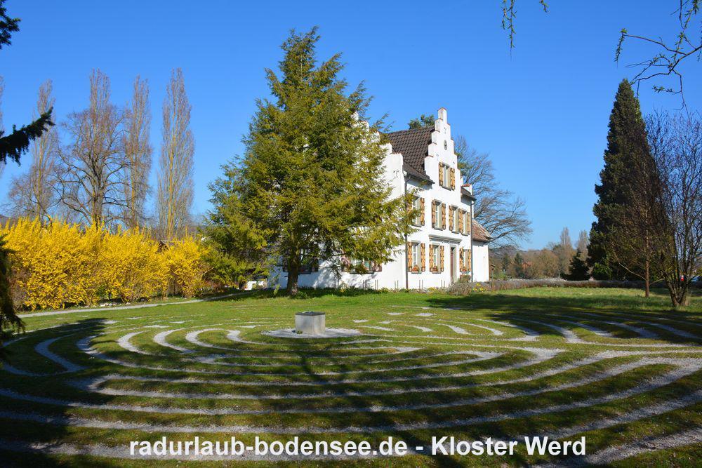 Radurlaub am Bodensee - Kloster Werd