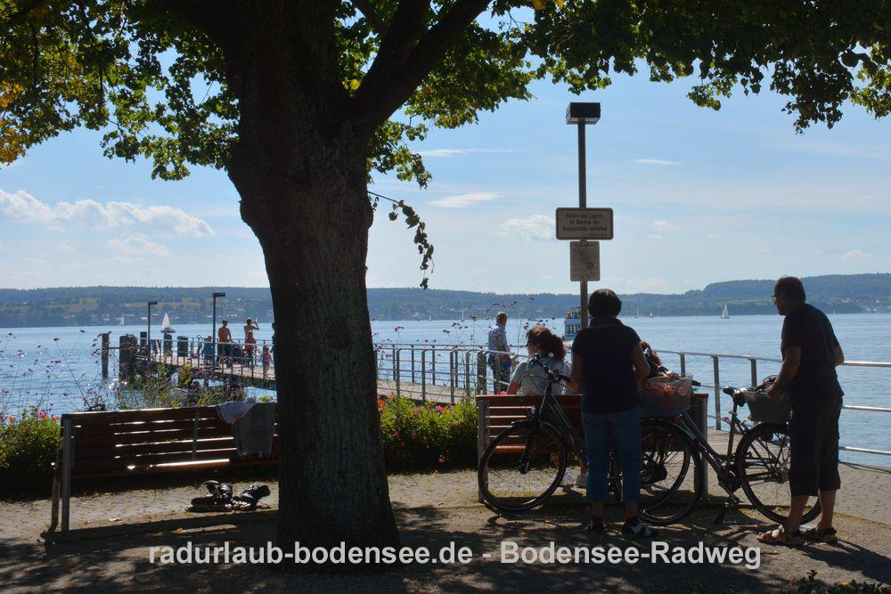 Cycling along Lake Constance - Lake Constance Cycle Path
