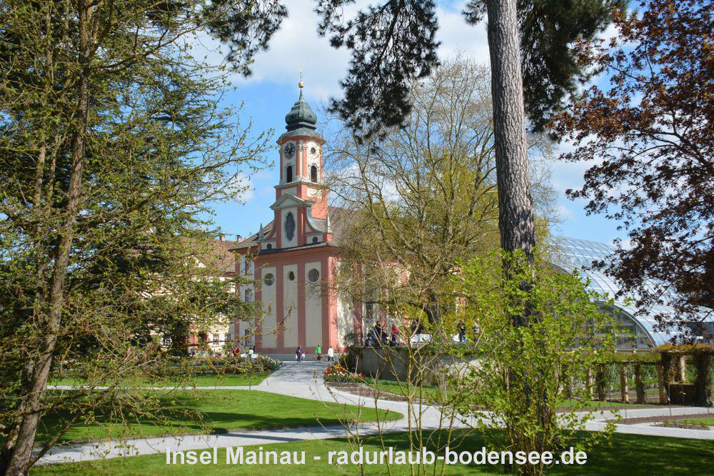 Insel Mainau - Schlosskirche