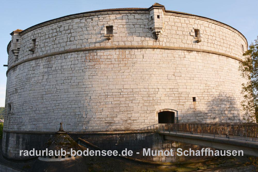 Festung Munot Schaffhausen - Zirkularfestung