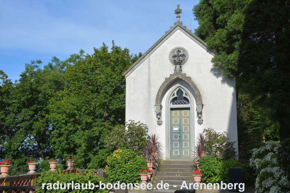 Radurlaub am Bodensee - Napoleonmuseum Arenenberg