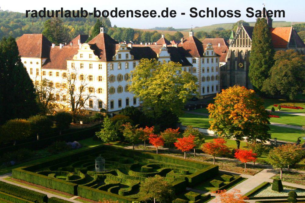 Schloss Kloster Salem - Formengarten