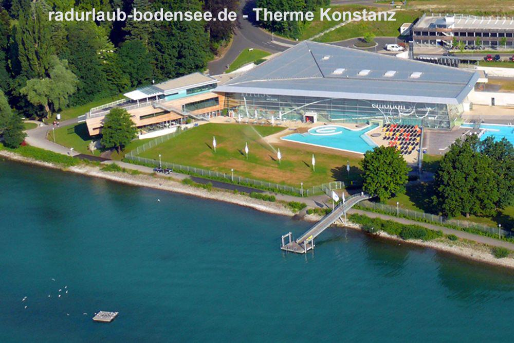 The Thermal Spa In Constance