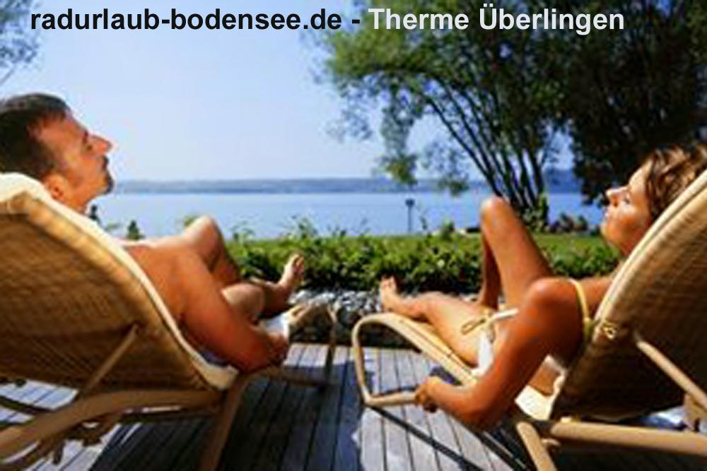 Radurlaub am Bodensee - Therme Überlingen