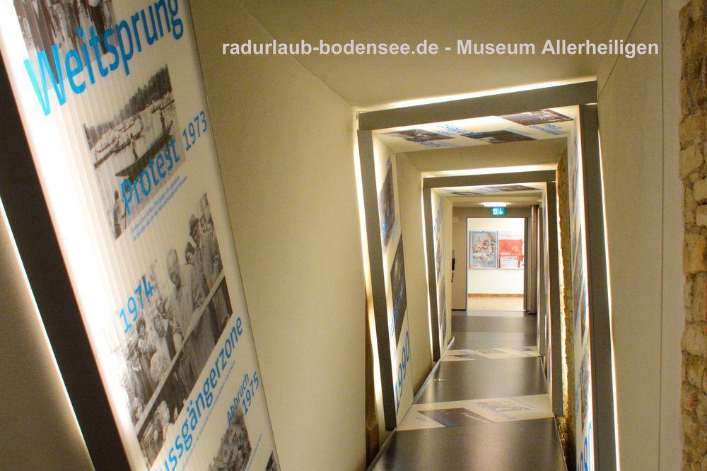 Museum Kloster Allerheiligen Schaffhausen