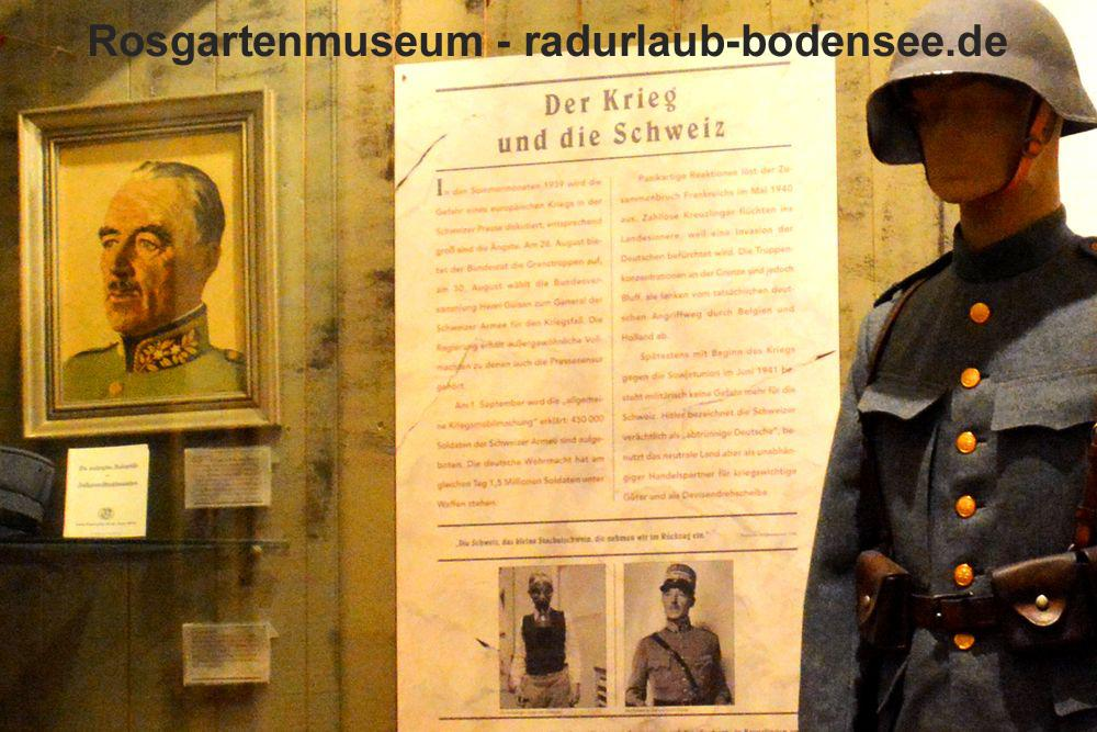 Radurlaub Bodensee - Rosgartenmuseum Konstanz
