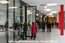 Radurlaub am Bodensee - Forum Würth Rorschach