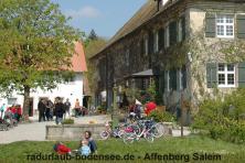 Radurlaub am Bodensee - Affenberg Salem