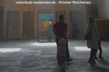 Radurlaub am Bodensee - UNESCO-Welterbe Kloster Reichenau