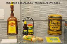 Museum Kloster Allerheiligen Schaffhausen - Kulturgeschichte