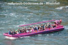 Rheinfall bei Schaffhausen - Mändli