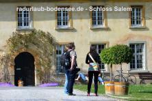 Ausflugsziel Schloss Kloster Salem