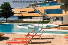 Radurlaub am Bodensee - Therme Konstanz