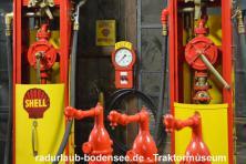 Radurlaub am Bodensee - Traktormuseum Gebhardsweiler Bodensee