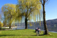 Radurlaub am Bodensee - Radtour am Bodensee - Untersee